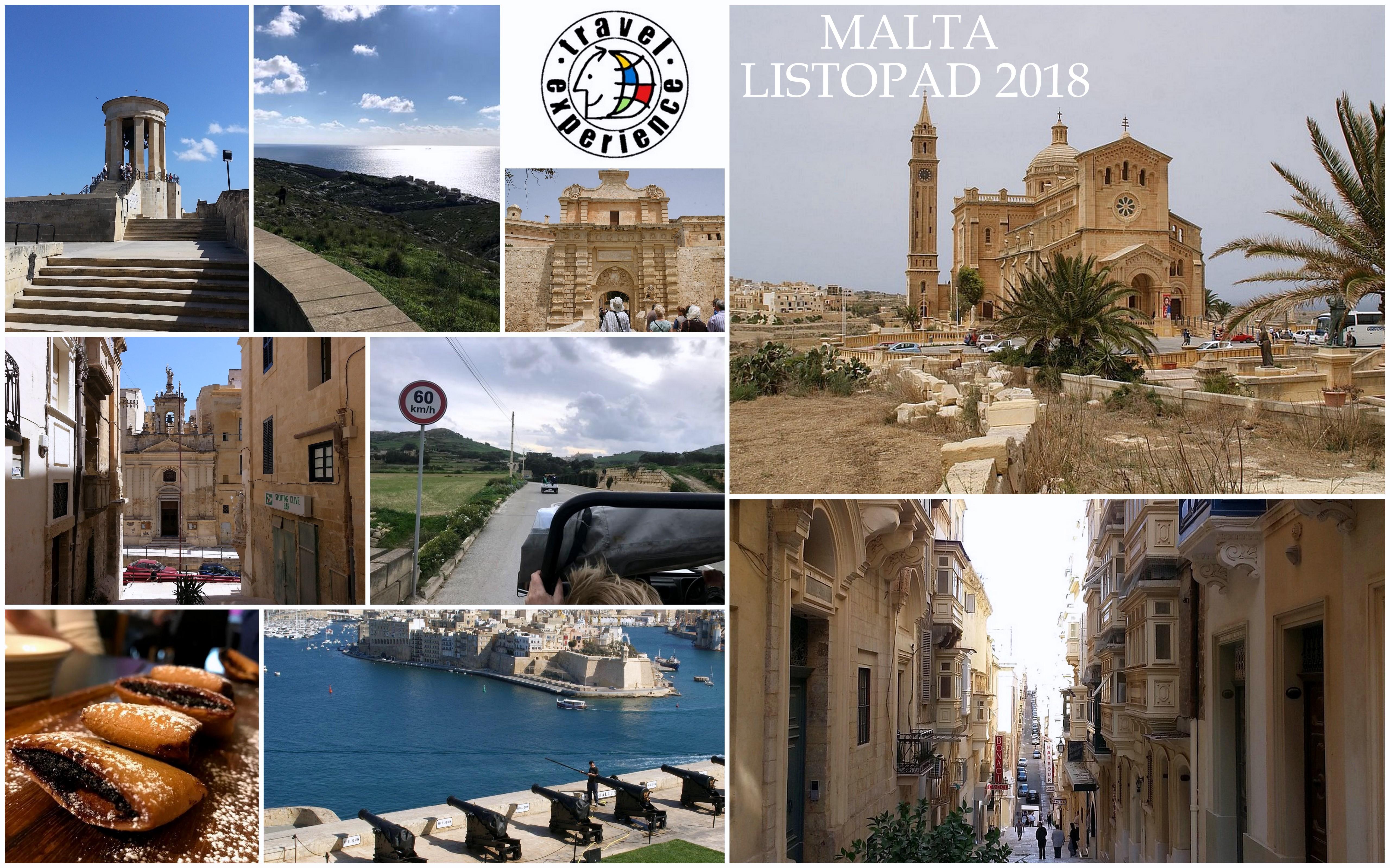 Malta - perła Morza Śródziemnego